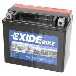 Akumulator EXIDE BIKE AGM YTX12-BS