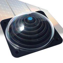 Kula solarna do ogrzewania wody komplet do 21.000 l dobrebaseny