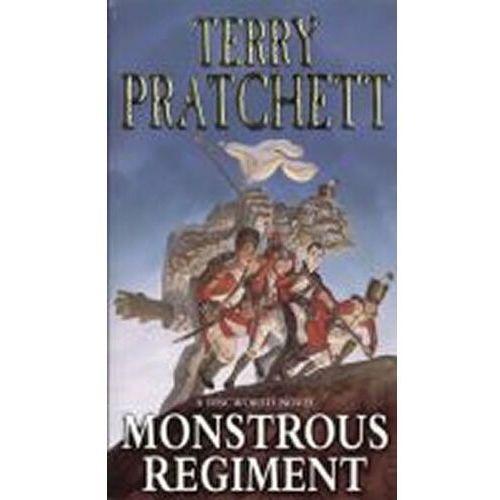 Książki do nauki języka, Monstrous Regiment (opr. miękka)