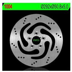NG1004 TARCZA HAMULCOWA HARLEY-DAVIDSON 883/1200/1340/1450 (292X50,5X5) (5X10,5MM)