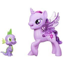 My Little Pony Śpiewający kucyk Twilight Sparkle i Spike - BEZPŁATNY ODBIÓR: WROCŁAW!