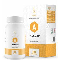 ProDeacid Medical Formula, DuoLife, 60 kapsułek, Oczyszczanie