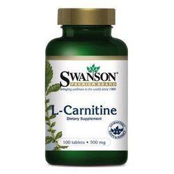 L-karnityna 100 tabletek / 500mg