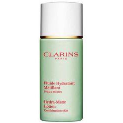 Clarins Hydra Matte krem do twarzy na dzień 50 ml dla kobiet