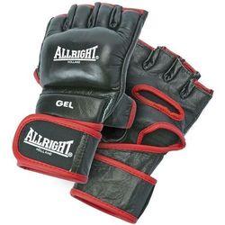 Rękawice MMA Pro PU allright czarny