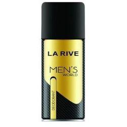 Dezodorant Men's World La Rive 150 ml