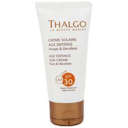 Thalgo AGE DEFENCE SUN CREAM SPF30 Krem ochronny SPF 30 (VT15031)