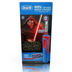 Szczoteczka rotacyjna ORAL-B D12 Kids Star Wars (+ Piórnik)