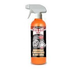 Płyn Fosol odrdzewiacz i odtłuszczacz w sprayu 550 g