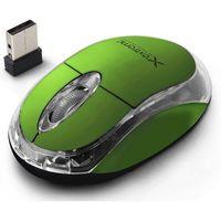 Myszy komputerowe, Mysz Esperanza Extreme Bezprzewodowa Optyczna 3D zielona (XM105G) Darmowy odbiór w 20 miastach!