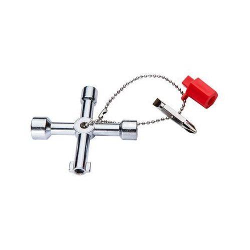 Pozostałe narzędzia ręczne, Kluczyk uniwersalny do szafek elektrycznych/hydraulicznych 02-001 NEO