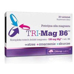 Witaminy OLIMP TRI-Mag B6 30tab Najlepszy produkt Najlepszy produkt tylko u nas!