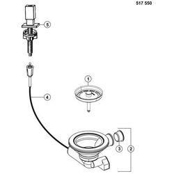Korek automatyczny BLANCO 517550