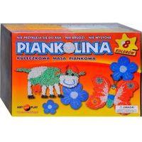 Kreatywne dla dzieci, Piankolina 8 kolorów