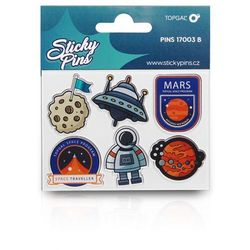 Sticky pins Topgal PINS 17003 B