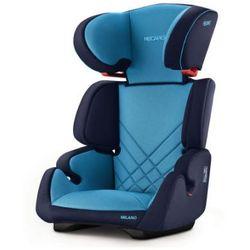 RECARO Fotelik samochodowy Milano Xenon Blue