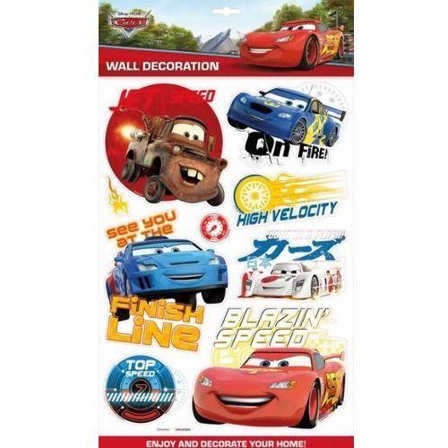 Naklejki, Cars naklejki na ścianę 3D