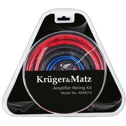 Zestaw montażowy KRUGER&MATZ do wzmacniaczy KM0010 + Zamów z DOSTAWĄ JUTRO!