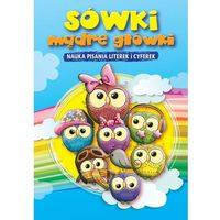 Książki dla dzieci, Sówki mądre główki - MD Monika Duda (opr. broszurowa)