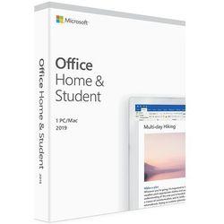 Program Microsoft Office Home and Student 2019 PL Win/Mac 32/64bit (100PLN TANIEJ przy zakupie z Laptopem / Komputerem)