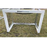 Piłka nożna, Bramka piłkarska Polsport profesjonalna alu 120x80cm