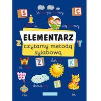 Książki dla dzieci, Elementarz - czytamy metodą sylabową (opr. twarda)