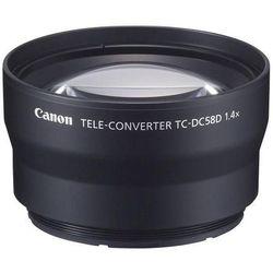 Canon TC-DC58D do aparatu Canon G10, G11, G12