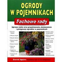 Książki o florze i faunie, Ogrody w pojemnikach (opr. miękka)