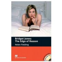 Książki do nauki języka, Macmillan Readers Bridget Jones Edge of Reason Intermediate Pack (opr. miękka)