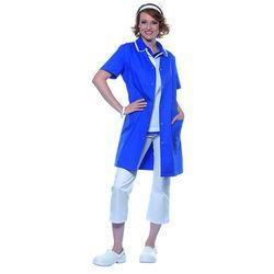 Kitel medyczny damski, rozmiar 44, szaroniebieski | KARLOWSKY, Mara