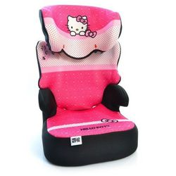 Fotelik samochodowy 15-36 kg Nania Befix SP Disney hello kitty