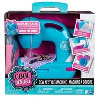 Maszyny do szycia dla dzieci, SPIN MASTER Cool Maker Maszyna do szycia 6+