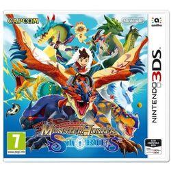 Gra 3DS Monster Hunter Stories