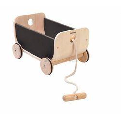 Wózek – wagon czarny, Plan Toys PLTO-8619