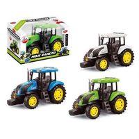 Traktory dla dzieci, Traktor MEGA CREATIVE Moje Ranczo 31 cm (388188)