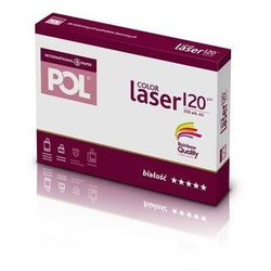 Papier xero A3 PolColor Laser 300g. biały