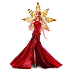 Barbie ve slavnostních šatech blond
