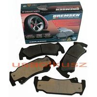 Klocki hamulcowe, Klocki hamulcowe przednie CERAMICZNE - BREMSEN Dodge RAM 1500 Pickup SRT10 8,3 V10