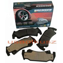 Klocki hamulcowe przednie CERAMICZNE - BREMSEN Dodge RAM 1500 Pickup SRT10 8,3 V10
