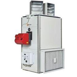 Nagrzewnica olejowa lub gazowa stacjonarna SF 700 - wersja pionowa - 698 kW