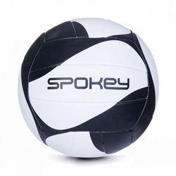 Piłka do siatkówki BULLET 920111 Spokey - Czarny ||Biały