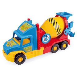 Super Truck Betoniarka - WADER 36590 - #A1