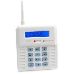 CB32 BN Bezprzewodowa centrala alarmowa, niebieski wyświetlacz Elmes
