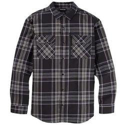 koszula BURTON - Brighton Perf Fl True Black Classic (002) rozmiar: S