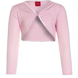 s.Oliver RED LABEL BOLERO Kardigan light pink