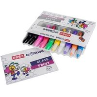 Farbki, Farby witrażowe 10,5 ml 10 kolorów