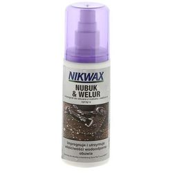DO NUBUKU I WELURU W SPRAYU NIKWAX 125ml