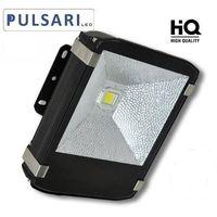 Naświetlacze zewnętrzne, Halogen Reflektor Naświetlacz Lampa 70W PULSARI LED
