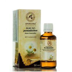Olej Rumiankowy (Rumianek), 100% Naturalny, Egzema, Rany 20 ml