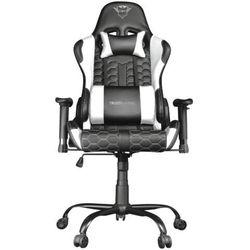 Trust Krzesło gamingowe GXT708W RESTO białe